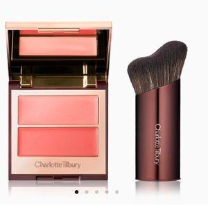 Charlotte Tilbury blusher set